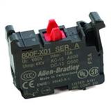 Allen Bradley (Rockwell Automation) 800F-X01 Push-switch button